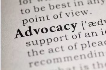 Community Advocacy Workshop January 15th from 1:00 - 3:00pm