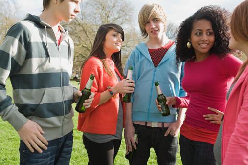alcohol-teens