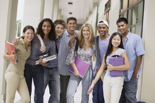 teen-group
