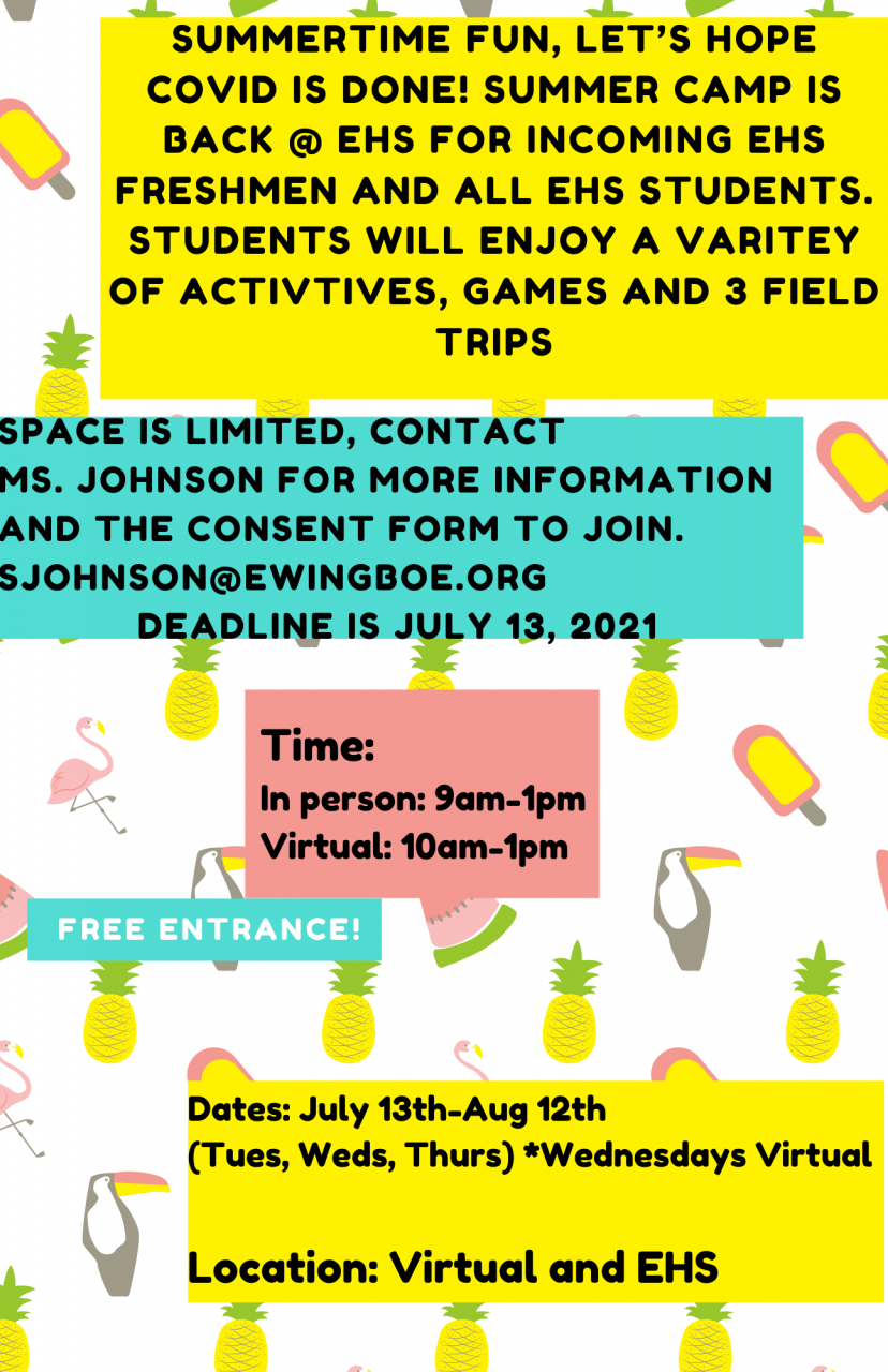 ASYSST Summer Camp